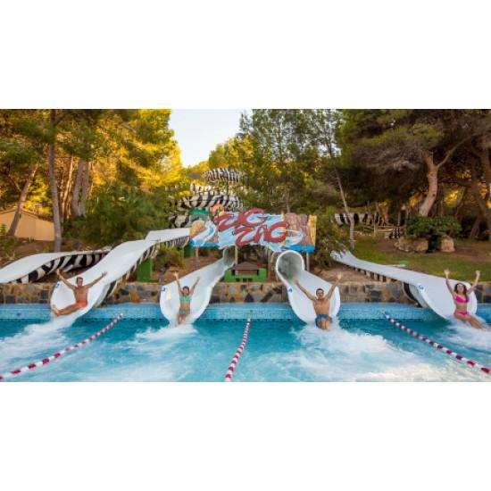 Aqualandia Water Park Wednesdays and Sundays