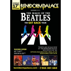 The Magic of the Beatles with overnight stay 17th - 18th Oct 2021