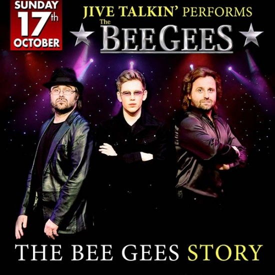 Bee Gees Jive Talkin inc overnight stay 22nd - 23rd May 2022