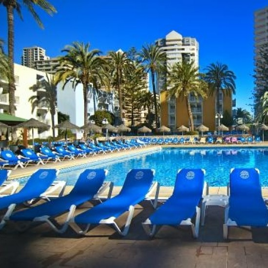 New Year in Benidorm Servigroup Hotels 30th Dec - 2nd Jan