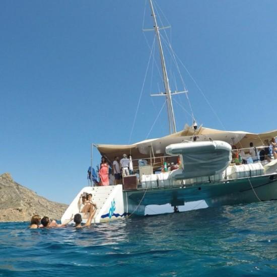 Catamaran Cruise from Cartagena