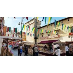 Cocentaina Craft Market Monday 1st November