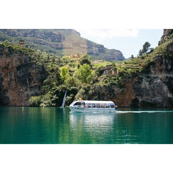 Cofrentes River Boat Various dates available