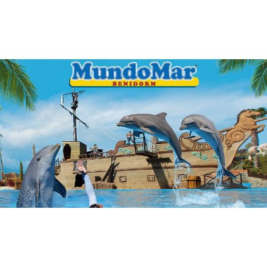 Mundomar (Seaworld) Wednesdays & Sundays