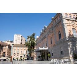 Murcia City On Market Day Thursdays