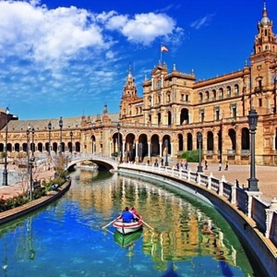 Andalucia City Trio