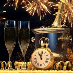 New Year special in Seville