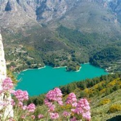 Guadalest and Algar Waterfalls Fridays