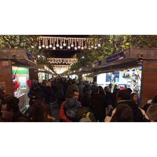 Jijona Christmas market Dec 5th